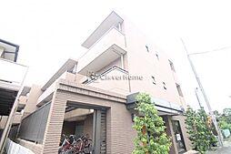 神奈川県大和市南林間8丁目の賃貸マンションの外観