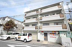 兵庫県伊丹市瑞穂町4丁目の賃貸マンションの外観