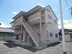 長野県長野市青木島1丁目の賃貸アパートの外観