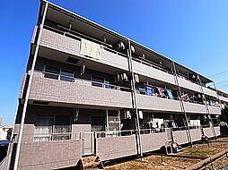 パパベル旭町[101号室]の外観
