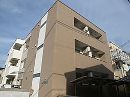 フジパレス長吉川辺3番館[3階]の外観