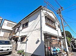 松村文化[1階北号室]の外観