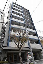 神奈川県横浜市中区末吉町2丁目の賃貸マンションの外観