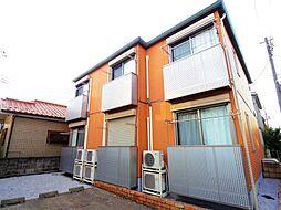 東京都西東京市南町1丁目の賃貸アパートの外観