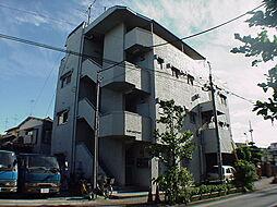 レオドールマンション[4階]の外観