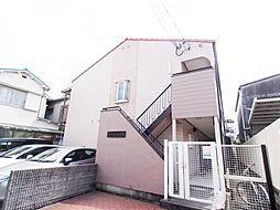 大阪府高槻市宮野町の賃貸アパートの外観