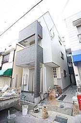 兵庫県神戸市兵庫区小松通4丁目の賃貸アパートの外観