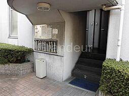 エストマーレ鶴見1番館[4階]の外観