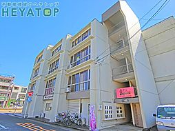 愛知県名古屋市南区菊住2の賃貸マンションの外観