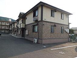 長崎県長崎市深堀町5丁目の賃貸アパートの外観