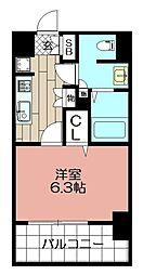 エンクレスト香椎(205)[205号室]の間取り