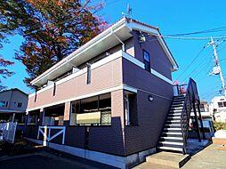 東京都練馬区南大泉3丁目の賃貸アパートの外観