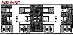 ミルフルール[3階]の外観