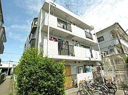 東京都調布市調布ケ丘4丁目の賃貸マンションの外観