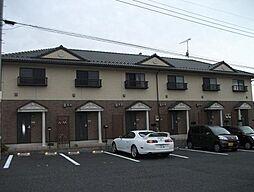 [テラスハウス] 茨城県土浦市小松2丁目 の賃貸【/】の外観