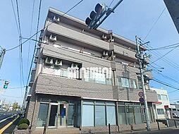 宮城県仙台市宮城野区萩野町2丁目の賃貸マンションの外観