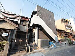愛知県名古屋市中村区大宮町1丁目の賃貸アパートの外観