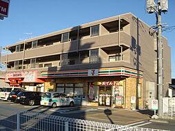 広島県東広島市西条大坪町の賃貸マンションの外観
