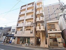 京都府京都市下京区七条御所ノ内南町の賃貸マンションの外観