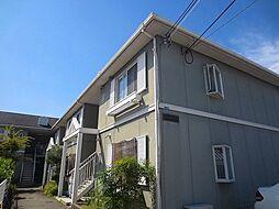大阪府吹田市岸部北3丁目の賃貸アパートの外観