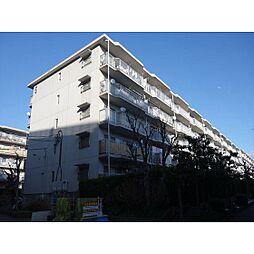 タウン千代田橋5号棟[4階]の外観
