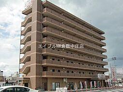 岡山県倉敷市阿知1丁目の賃貸マンションの外観