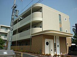 大阪府茨木市南春日丘7丁目の賃貸マンションの外観