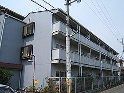 京都府宇治市槇島町落合の賃貸マンションの外観