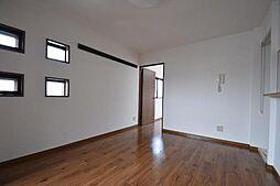 置地マンションの室内