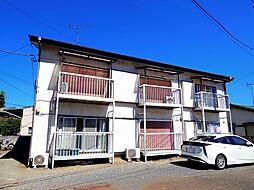 辰美荘[2階]の外観