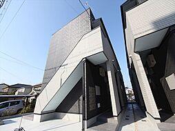 愛知県名古屋市天白区野並2の賃貸アパートの外観
