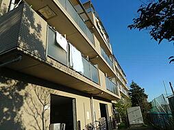 プラザサニーサイド[2階]の外観