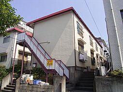 市川ハイツA[2階]の外観