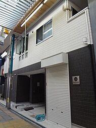 クレアシオン阿倍野[2階]の外観