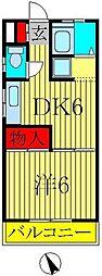 柏駅 4.3万円