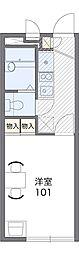 SEACOTTAGE[1階]の間取り