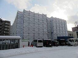 (仮称)北22西3MS B棟[3階]の外観