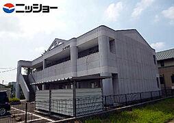 コーポ花館[1階]の外観