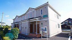 埼玉県鴻巣市榎戸2の賃貸アパートの外観