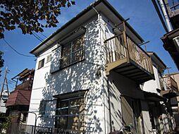 松波荘[201号室]の外観
