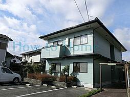 京都府京都市左京区岩倉中町の賃貸マンションの外観