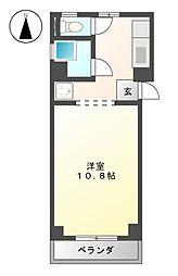 フジビル[2階]の間取り