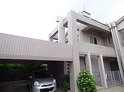 [テラスハウス] 兵庫県神戸市東灘区岡本5丁目 の賃貸【/】の外観