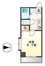 KOU YOU春岡(コウヨウ)[2階]の間取り