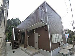 千葉県千葉市若葉区貝塚1丁目の賃貸アパートの外観