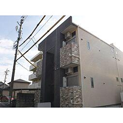 愛知県名古屋市瑞穂区北原町1丁目の賃貸アパートの外観