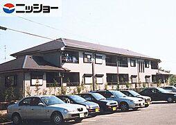 松本台セントラル[1階]の外観
