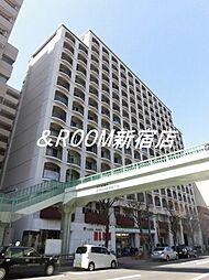 パークグレース新宿[5階]の外観