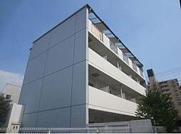 神奈川県横浜市鶴見区岸谷4丁目の賃貸マンションの外観