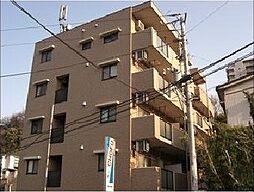 神奈川県横須賀市汐入町4丁目の賃貸マンションの外観